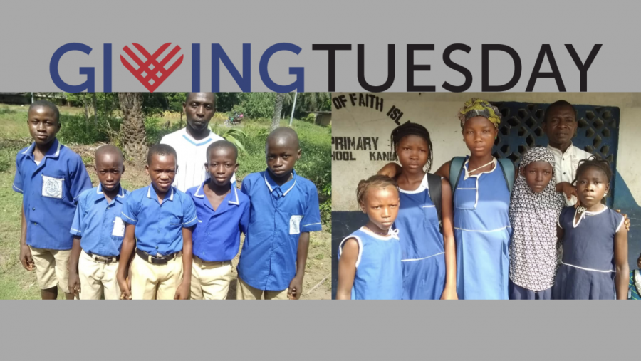 Help support our Holiday Clinics for #GivingTuesday 2020