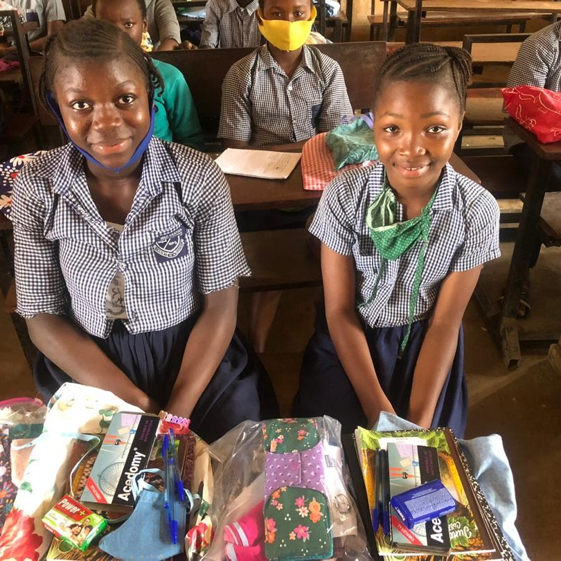 More than 500 kids receive back-to-school support Kei Kamara HeartShapedHands Foundation